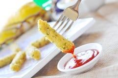 Fried food Stock Photos