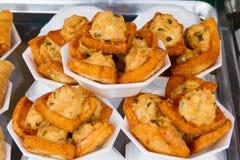 Fried French Bread foto de stock
