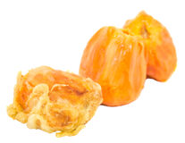 Fried and Fresh Chempedak Fruit IX Royalty Free Stock Photography