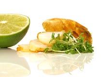 Fried Gamba Shrimp imagens de stock royalty free