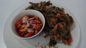 Fried Glory Salad Foto de archivo libre de regalías