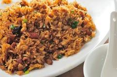 Fried Glutinous Rice Arkivbild