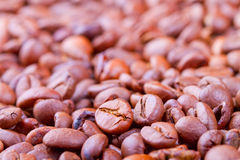 Fried grain coffee Royalty Free Stock Photo