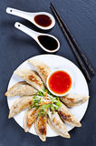 Fried guotie Stock Images
