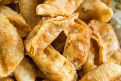 Fried Gyoza Stock Image