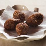 Fried Kibbeh Stock Photography