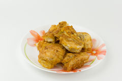 Fried meat Stock Images