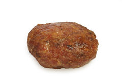 Fried meatball Royalty Free Stock Photo