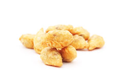 Fried mini curry puff Stock Photography