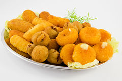 Fried mixed Stock Images