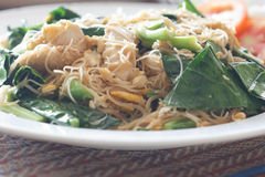 Fried noodle Royalty Free Stock Photography