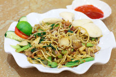 Fried Noodle Asian Food Royalty Free Stock Images