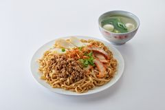 Fried noodle Royalty Free Stock Image