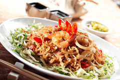 Fried Noodle and Mee Stock Image