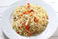 Fried noodle Stock Photography