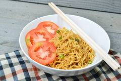 The Fried Noodle Stock Photos
