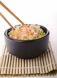 Fried noodles chinese Royalty Free Stock Image