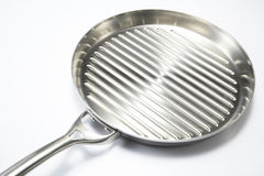 Fried pan Royalty Free Stock Photography