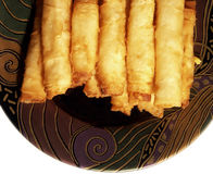 Fried pastry Royalty Free Stock Images