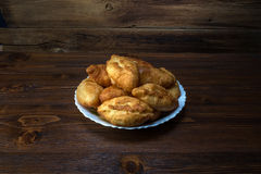 Fried patties Royalty Free Stock Photo