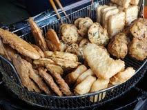 Fried patty Stock Photos