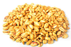 Fried peanut Stock Images
