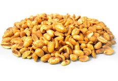 Fried peanut Royalty Free Stock Image