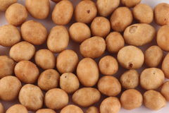 Fried peanut Royalty Free Stock Images