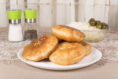 Fried pies Royalty Free Stock Photography