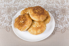 Fried pies Royalty Free Stock Image