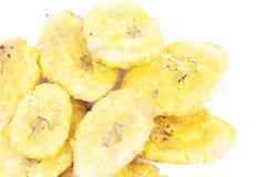 Fried platano Stock Photo