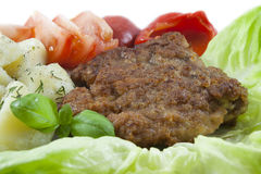 Fried pork chop Royalty Free Stock Photo