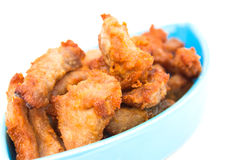 Fried pork Stock Images