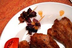 Fried pork Stock Photos