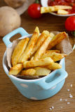 Fried potato Royalty Free Stock Photography