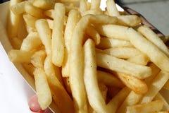 Fried potato Stock Images