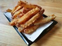 fried potato Royalty Free Stock Photo