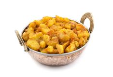Fried Potato Vegetable images stock