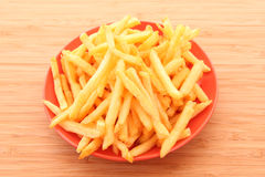 Fried potatoes Stock Photography