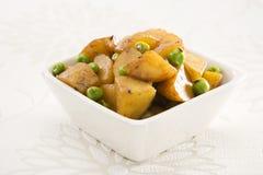Fried Potatoes royaltyfri bild