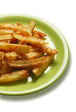 Fried potatoes royalty free stock photos