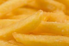 Fried potatoes closeup Royalty Free Stock Photos