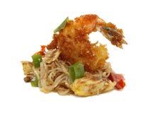 Fried prawn Royalty Free Stock Photo