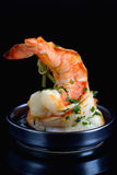 Fried prawn Stock Images