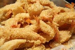 Fried Prawns ou Fried Shrimp photographie stock