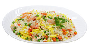 Fried Rice Royalty Free Stock Photo