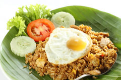 Fried Rice. Nasi Goreng, Indonesian Fried Rice stock images