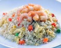 Fried rice. Royalty Free Stock Photos