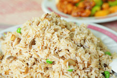 Fried Rice Fotografia de Stock Royalty Free