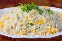 Fried Rice Royaltyfri Bild